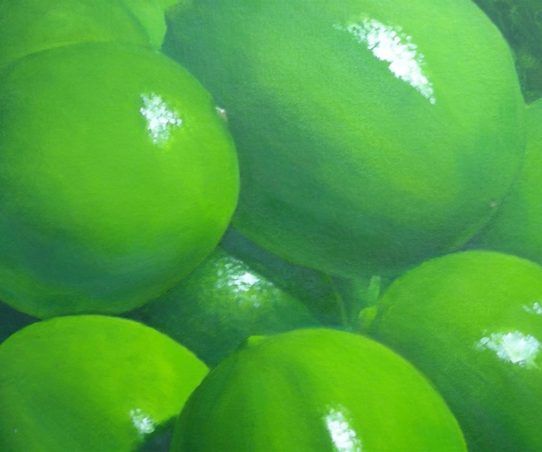 Limes under the skylight
